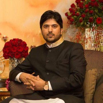 Raza Shahid, 32, Dubai, United Arab Emirates