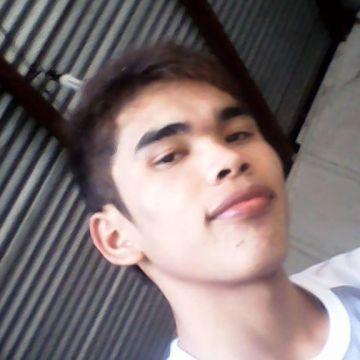 Leonardo Dillera, 23, Calamba, Philippines