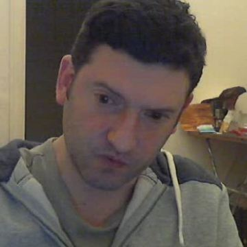 Giacomo, 37, Palermo, Italy