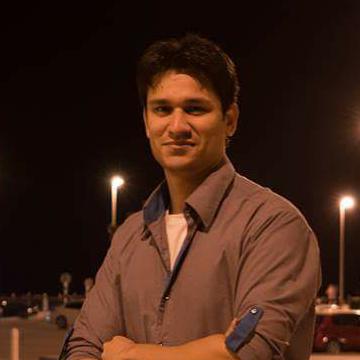 Yousuf, 30, Abu Dhabi, United Arab Emirates