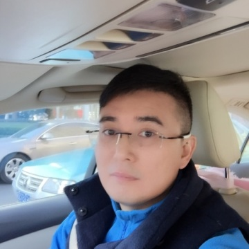 Charles Fei, 45, Shanghai, China