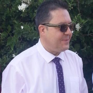 Juan Esteban Hidalgo de la Vela, 51, Torrejon De Ardoz, Spain