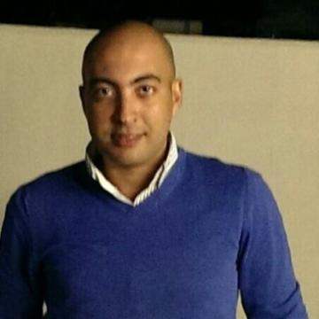 Mohamed, 33, Abu Dhabi, United Arab Emirates