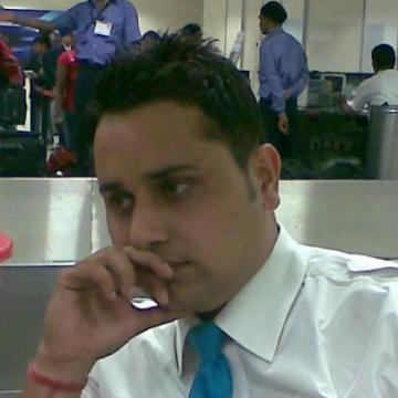 Aditya, 26, New Delhi, India