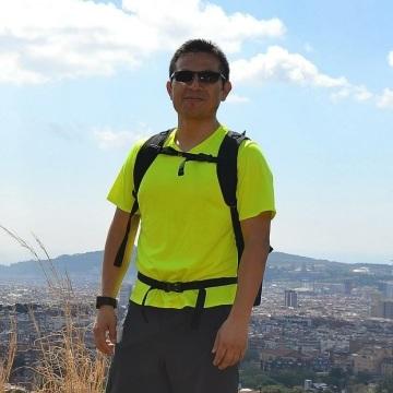 Enrique Estrada, 37, Barcelona, Spain