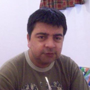 Daniel Mendoza, 44, San Martin, Argentina