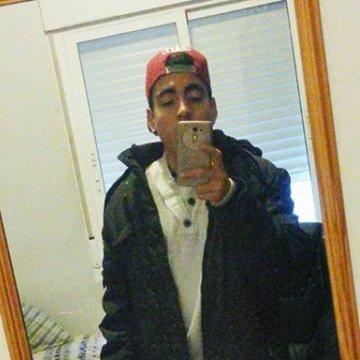 Daniel Garzon, 28, Toledo, Spain