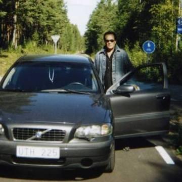 Dimitri Monsef, 31, Kramfors, Sweden