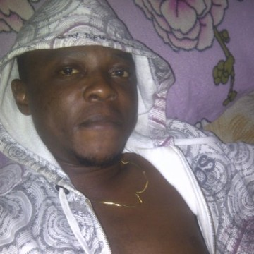 Wilson Christopher, 31, Lagos, Nigeria