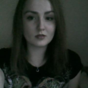 Zhanna Pryshliak, 24, Krakow, Poland