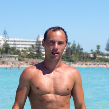 Sergey Sypalo, 33, Dnepropetrovsk, Ukraine