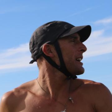 Esteban Diego Acosta, 30, Garopaba, Brazil