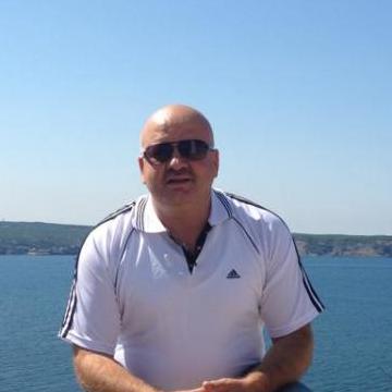 Necati, 41, Istanbul, Turkey