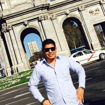 Orlando Mendez, 29, Coatzacoalcos, Mexico