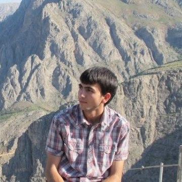 Mert Uçar, 23, Malatya, Turkey
