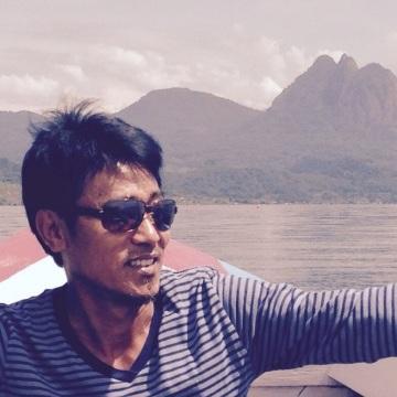 Aa Thea, 35, Jakarta, Indonesia