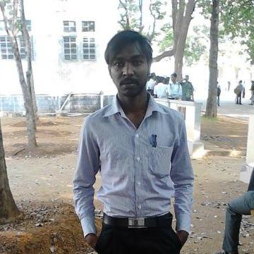 prasanth, 22, Dharmapuri, India