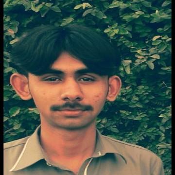 Rana Rizwan, 22, Narowal, Pakistan