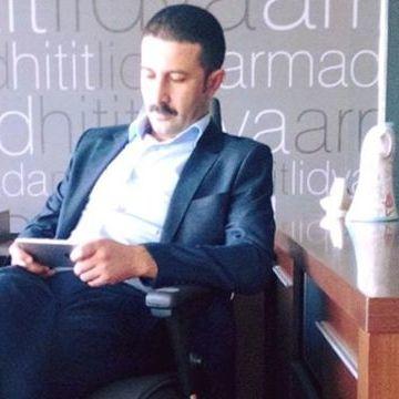 Fatih Turung, 35, Agri, Turkey