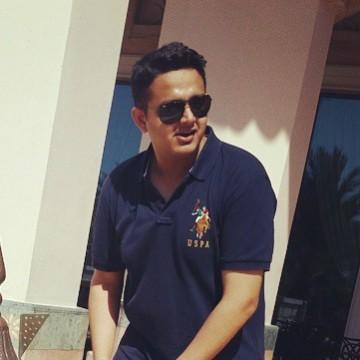 Kunal Shetty, 32, Dubai, United Arab Emirates
