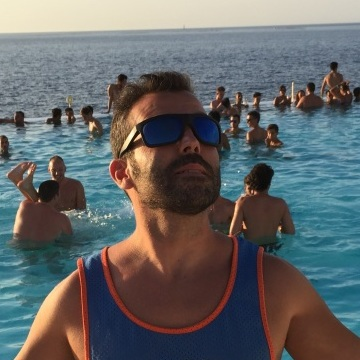 Jose, 37, Almeria, Spain