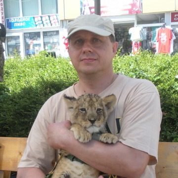 Oleg, 49, Krasnodar, Russia