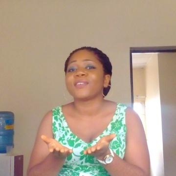 jennifer Lambert, 25, Abuja, Nigeria
