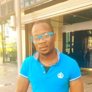 EMMANUEL ISMAILA, 28, Dubai, United Arab Emirates