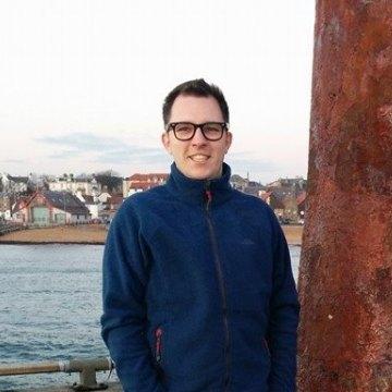 Marcin Limanski, 25, Hull, United Kingdom