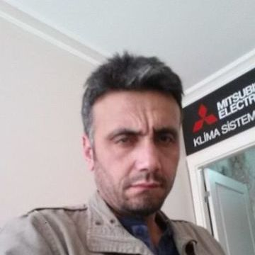 Soner Alan, 35, Ankara, Turkey