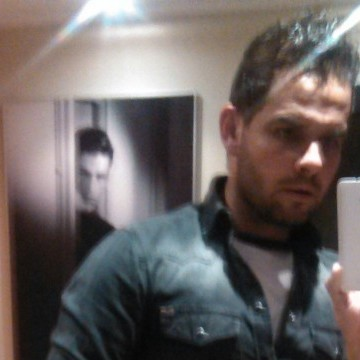 Julio Glez Paz, 36, Orense, Spain