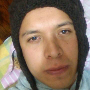 Sergio Abello, 29, Bogota, Colombia