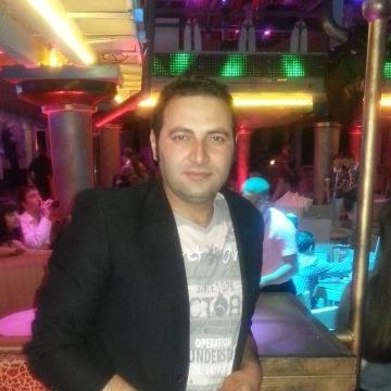 Aslan, 32, Izmir, Turkey