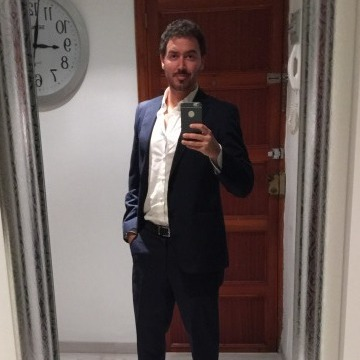 Alberto Gonzalez Rosa, 34, Palma, Spain
