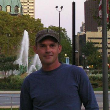 Tony Mont, 41, Philadelphia, United States
