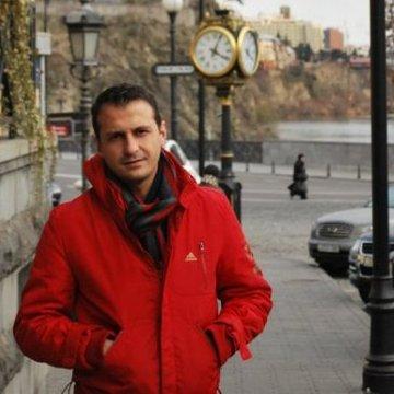 Paul Ericc, 32, Baku, Azerbaijan