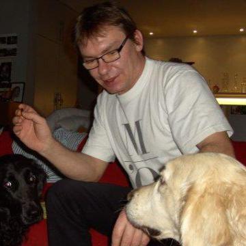 Heymans Peter, 46, Gent, Belgium