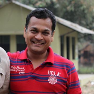Vishal Shroff, 43, Kolkata, India