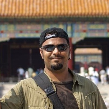 Arif, 39, Dammam, Saudi Arabia