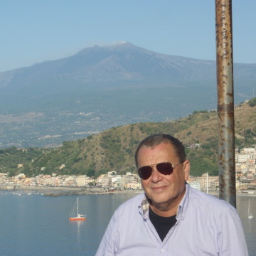 antonio, 46, Messina, Italy