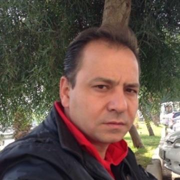 Erkan Atasoy, 41, Izmir, Turkey