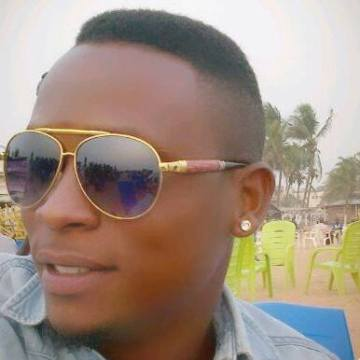 thierry, 30, Lome, Togo