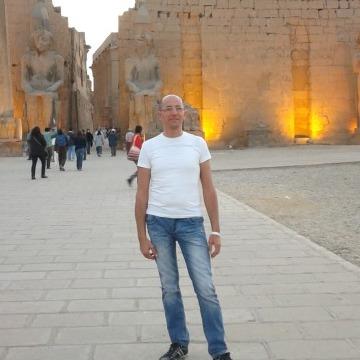 Stefano Zerbini, 43, Bergamo, Italy