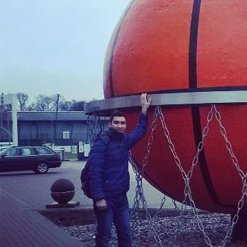 Akmalidin Alimov, 23, Liepaya, Latvia