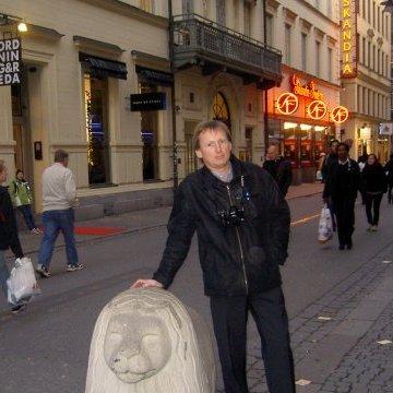 Pavel Sukhanov, 44, Saint Petersburg, Russia
