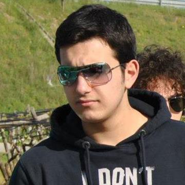 bernardo, 21, Francavilla Fontana, Italy