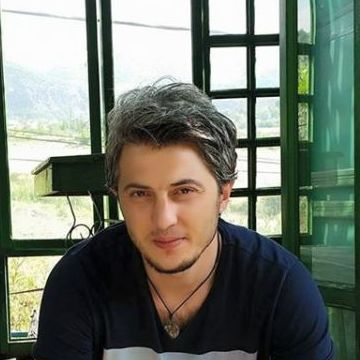 Okan Sayaroglu, 32, Istanbul, Turkey