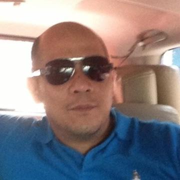 Davied Gidion, 41, Surabaya, Indonesia