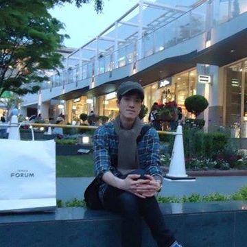 Kwangho, 30, Seoul, South Korea