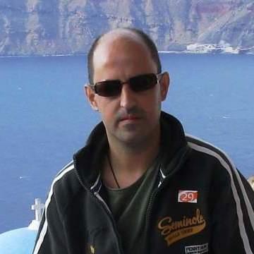 Andoni de la Peña, 42, Alicante, Spain